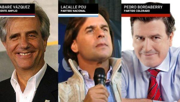 Elecciones en Uruguay: Informe pre-electoral | Opinion | teleSUR    http://www.telesurtv.net/opinion/Elecciones-en-Uruguay-Informe-pre-electoral-20141023-0084.html