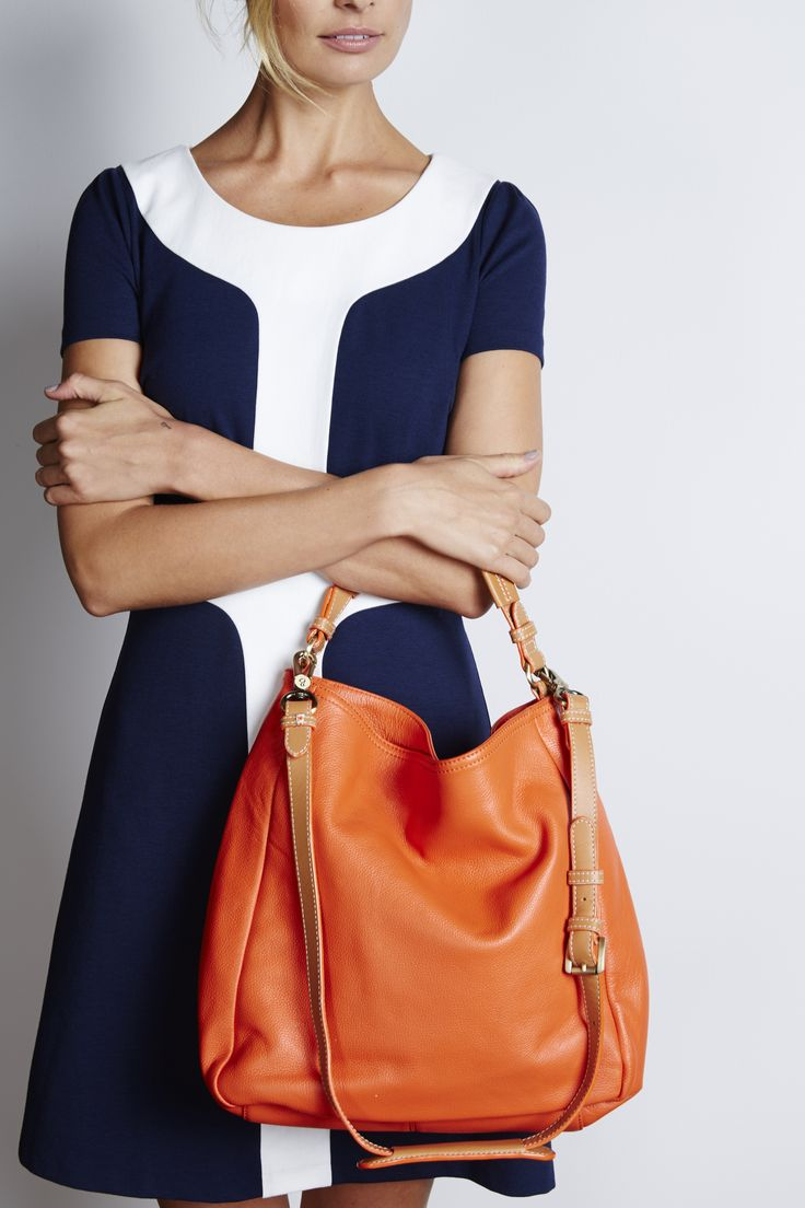 We've long said that orange is the new black.