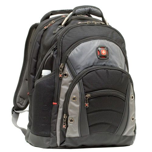 Swiss, backpack are good, far as keeping thing from breaking. But, as far as the look  and the colors. If you are a visual person, Swiss may not be the way to go. I'm a very visual person.