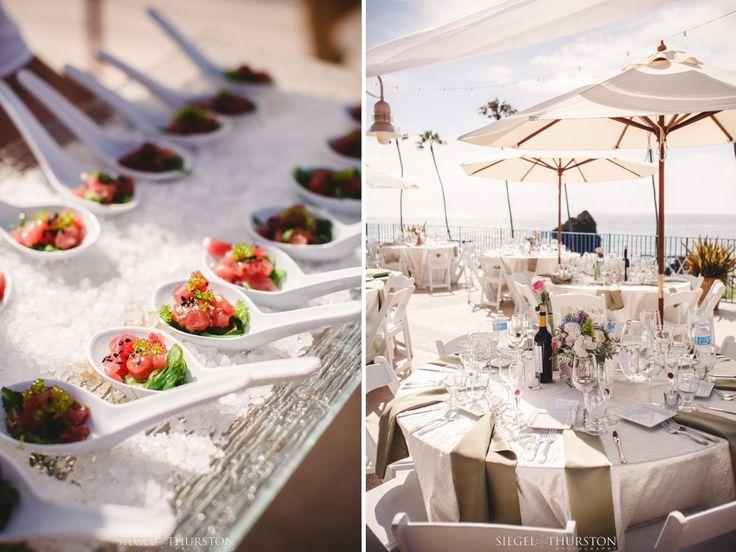rooftop outdoor wedding ceremony at La Jolla Cove Suites Wedding ...