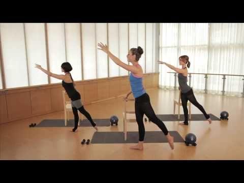 barre3 Online Workout Video: Ballet Sculpt