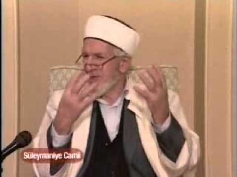 Suleymaniye Hadis ve Kuran Sohbetleri Prof. Dr. Cevat Akşit 9