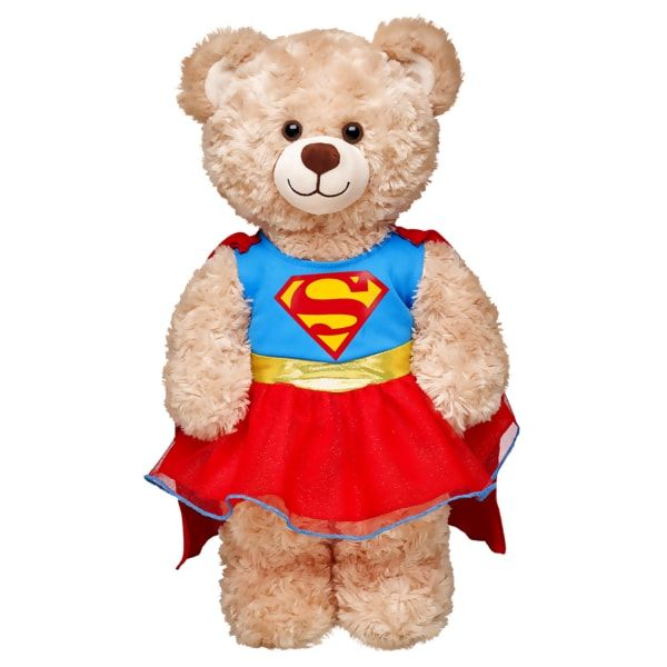 Build A Bear Superman Cape