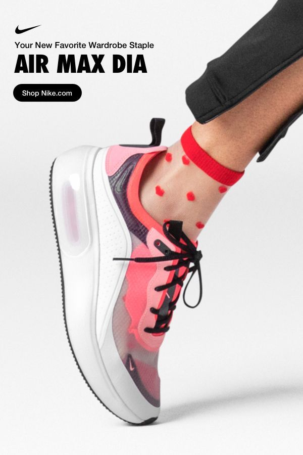 bf5b224526cad0 Your new favorite wardrobe staple. Introducing the Air Max Dia