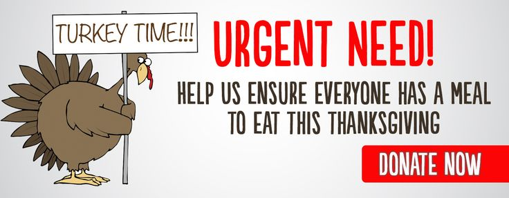 Urgent Need to Ensure Everyone Has A Meal To Eat This Thanksgiving #donate #give #Cityteam
