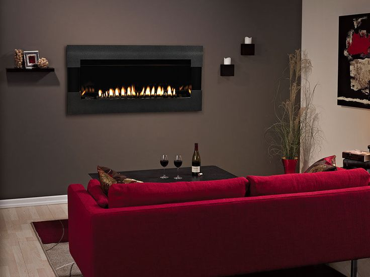 Empireu0027s Boulevard Vent Free Linear Contemporary Fireplace 38