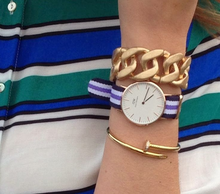 TheStyleDr featuring #danielwellington & #campbelljewellers in her blog. Love it! Check it out! http://thestyledr.blogspot.ie/    SHOP HERE >>  http://campbelljewellers.com/watch-brands/daniel-wellington-watches/daniel-wellington-classic-trinity-lady.html