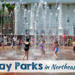 Northeast Ohio Spraygrounds and Spray Parks