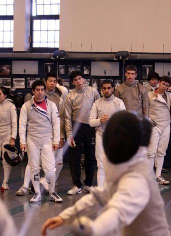 Yale Men's Fencing