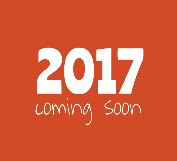 2017 New year Coming Soon advance wishes