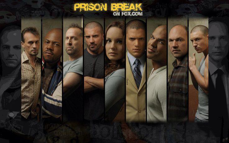 """""""Prison Break"""" Het uitgangspunt van Prison Break is zeer attractief. Een man wil zijn onterecht ter dood veroordeelde broer helpen ontsnappen uit de gevangenis, en zet hiervoor een tatoeage op zijn lichaam met de plattegrond van het gebouw en laat zich nadien oppakken na een opgezette bankroof."""