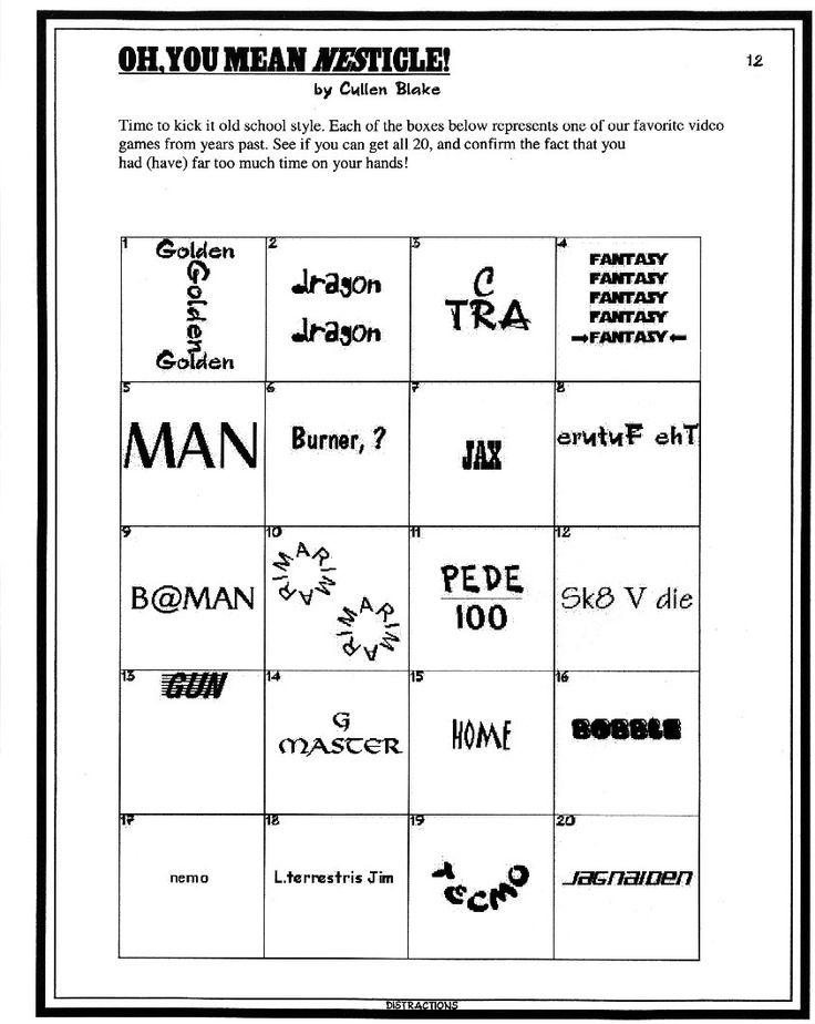 Wacky Wordies Worksheets | Worksheet