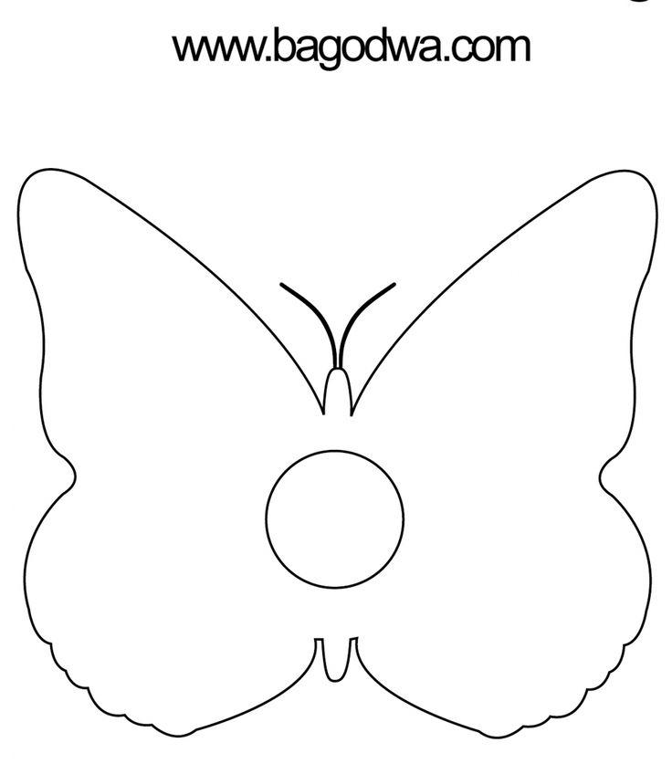 marque-place papillon
