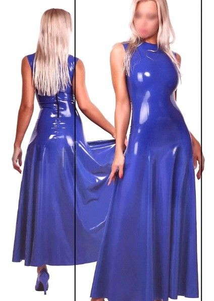 >> Click to Buy << Fashion Women 2015 Sexy Latex Long Dress Fetish rubber Vestidos Party Wear Celibrity Gowns Plus Size Hot Sale #Affiliate
