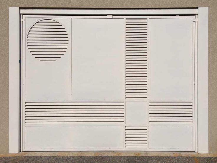 Portão Eletrônico Basculante