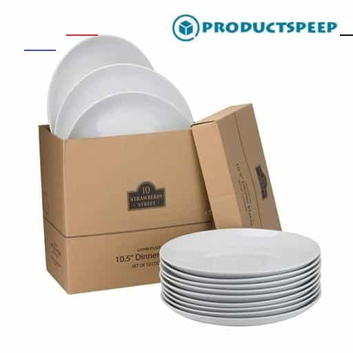 10 Strawberry Street Catering 12cpdin Dinner Plates White Best White Dinner Plate Sets 10 Strawberry Str In 2020 White Dinner Plates Dinner Plate Sets Dinner Plates