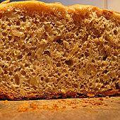 Pszenno - żytni chleb na zakwasie (z automatu)
