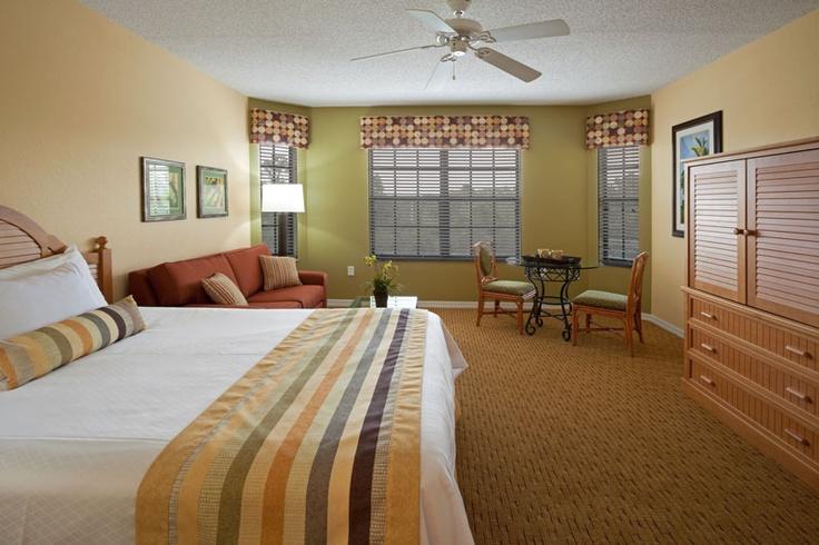 Master bedroom orange lake resort bedroom orange - 2 or 3 bedroom suites in orlando florida ...
