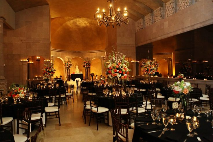 Our Candela Ballroom is perfect for ceremonies and receptions!