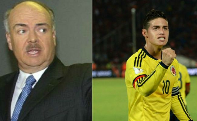 Top Colombian journalist slams James Rodriguez claims wifes absence an issue [El Espectador]