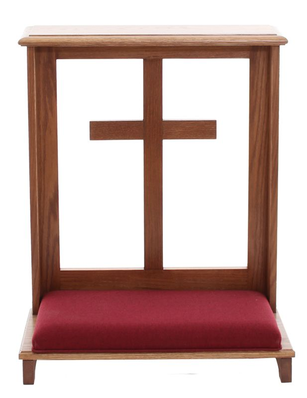 Church Furniture Store Single Prayer Kneeler