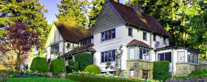Hastings House, Salt Spring Island, BC has won awards from TripAdvisor, CNN and National Geographic