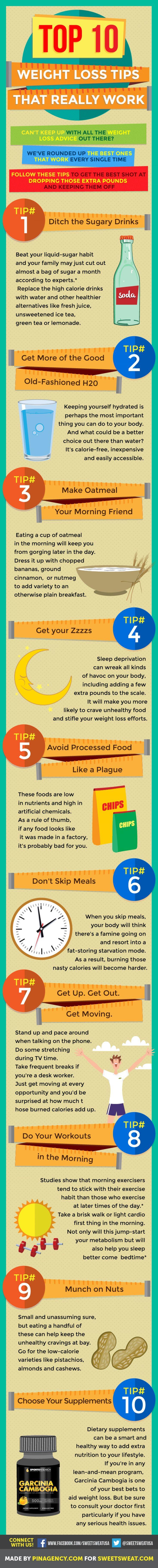 Top 10 Ejercicios para bajar de peso
