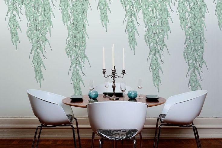 Willow Wallpaper   Detroit Wallpaper Company