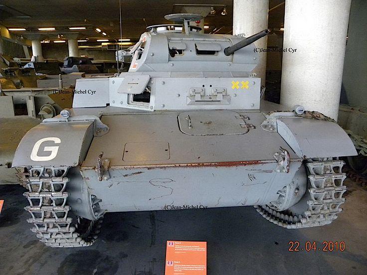 Panzer II Ausf.C – Walk Around
