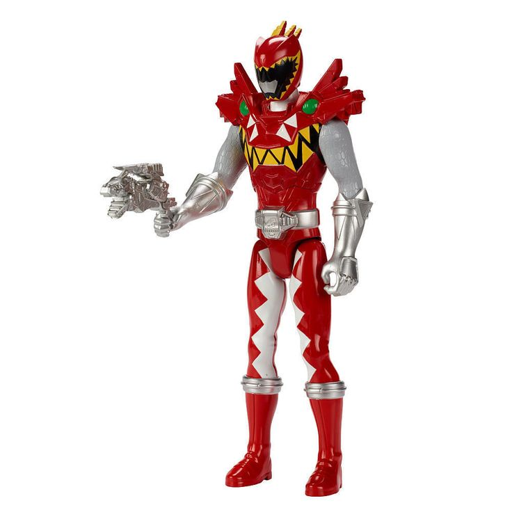Power Rangers Dino Super Charge 12 inch Action Figure - Red Ranger | Toys & Hobbies, Action Figures, TV, Movie & Video Games | eBay!