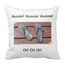 Aussie Pillow