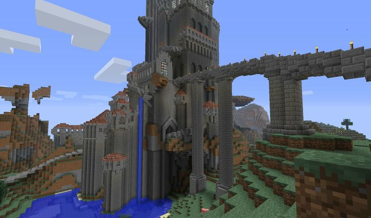 Minecraft Constructions Step By Step