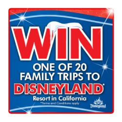 This year The Good Guys are Celebrating a Disney Christmas! Spend $50 or more Online or In-store to go into the draw to WIN 1 of 20 Family Trips to Disneyland California! Click above to find out all the details!