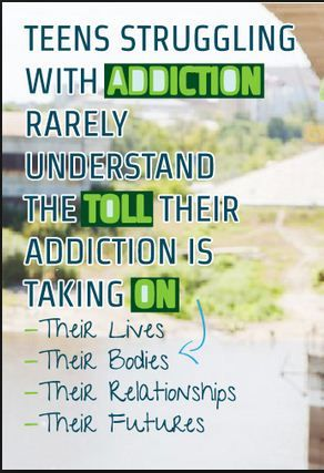 Drug addiction or alcoholism affects every socio-economic class, ethnicity, and gender.