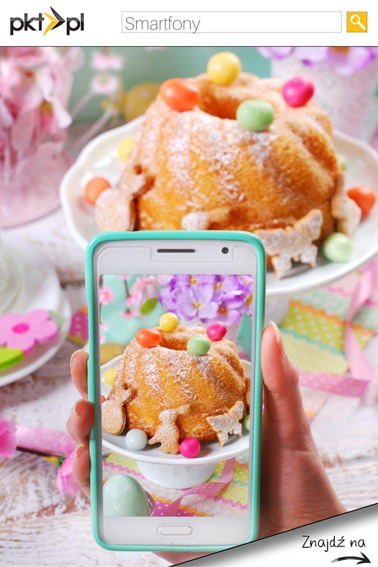 Warto zainwestować w dobry #smartfon - zobaczcie, jakie piękne zdjęcia można zrobić mając dobry telefon. :) #WielkanocZpkt #Wielkanoc #Easter #smartphone #sweets #cake #kitchen #food #foodporn #SprawdzonyPolecony