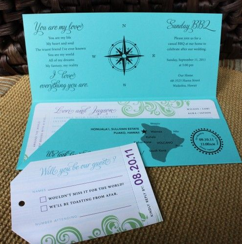 32 best Travel Party images on Pinterest Places to travel - airplane ticket invitations