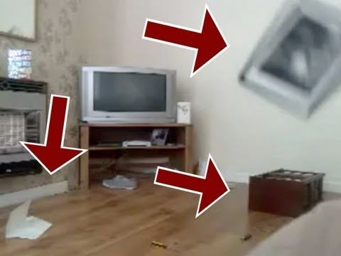 Real ghost on tape POLTERGEIST   Real ghost caught on tape   Scary ghost videos and poltergeist
