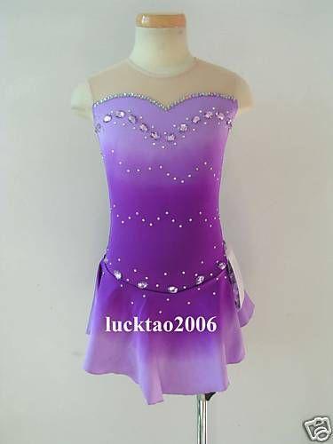 Gorgeous Figure Skating Dress Ice Skating Dress #6593 | Sporting Goods, Winter Sports, Ice Skating | eBay!