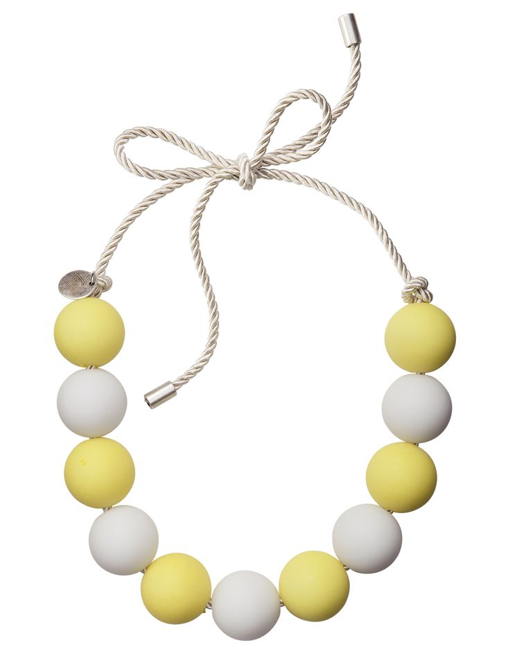 OILILY Women's Wear - Spring Summer 2015 - Necklace Ness