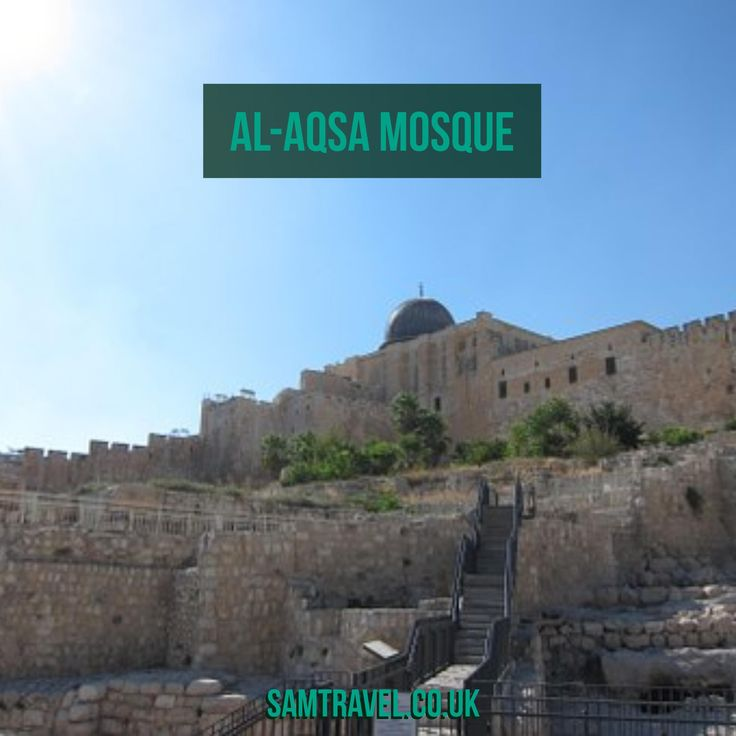 Al-Aqsa Mosque  also known as Al-Aqsa and Bayt al-Muqaddas, is the third holiest site in Sunni Islam and is located in the Old City of Jerusalem. #islam #muslim #islamic #islamicquotes #islamicreminder  #muslimah #muslims #muslimah #muslim #muslimstyle #allah  #samtravel #travelphotography #travel #travisscott  #travellers #umrah #hajj #hajj2017