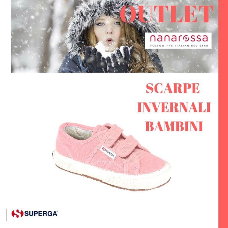 OUTLET Nanarossa: Scarpe invernali SUPERGA per bambini Per tenere i loro piedi caldi guarda su https://www.nanarossa.com/it/5899-fuori-tutto-