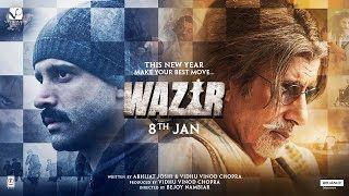 New Bollywood Movie Wazir 2016 in HD