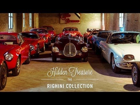 The Car and Motorbike historical Righini Collection  I've been lucky  i was been there and,  visiting the museum it was a incredible emotion ...