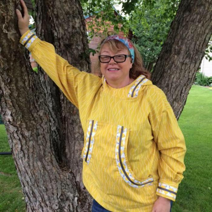 Adult Kuspuk – Jodie's Sewing Studio