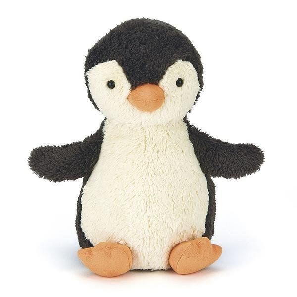 Jellycat Peanut Penguin - via www.sendatoy.com.au