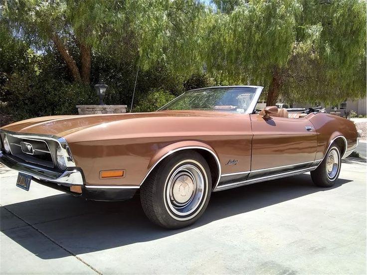Zu verkaufen: 1972 Ford Mustang in San Diego, Kalifornien – Dave Neifer