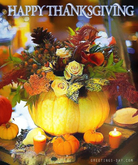 Happy Thanksgiving - Animated Pictures & E-cards - http://greetings-day.com/happy-thanksgiving-animated-pictures-e-cards.html