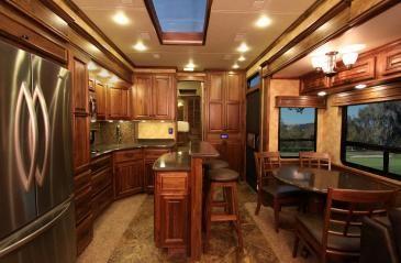 Continental Coach Showroom rv