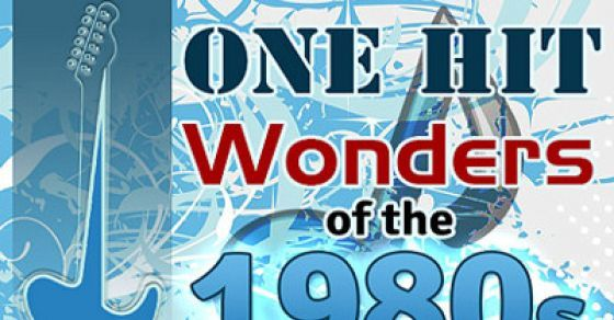 1980's One Hit Wonders http://ilyke.com/u2287p5459/the-very-best--one-hit-wonders--of-the-1980-s/69154