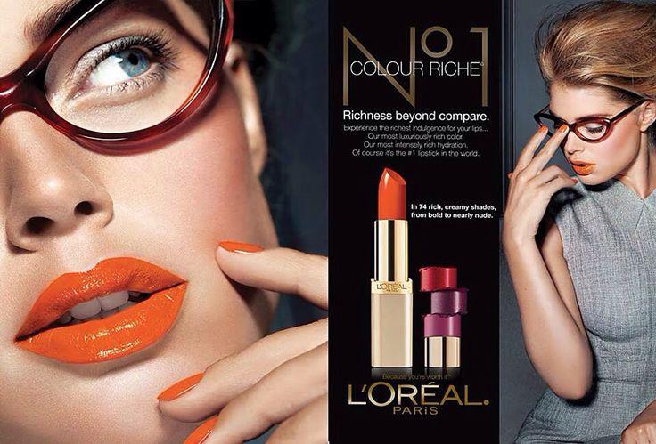 Το No.1 κραγιόν στον κόσμο στην καλύτερη τιμή που μπορείτε να βρείτε! Το Color Riche της L'Oreal με ενυδατικούς και προστατευτικούς παράγοντες. Διάρκεια και λάμψη για όλη την ημέρα σε 7 4 αποχρώσεις, ακόμη και για τις πιο απαιτητικές!!! Richness Beyond Compare!! http://www.forme.gr/st…/…/loreal-colour-riche-lipsticks.html